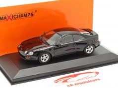 Toyota Celica 年 1994 黑色 1:43 Minichamps