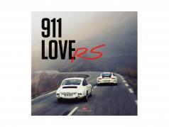 Buch: 911 LoveRS von Jürgen Lewandowski