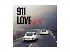 Livre: 911 LoveRS de Jürgen Lewandowski