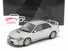 Subaru Impreza STI S 204 year 2006 crystal grey 1:18 Ottomobile