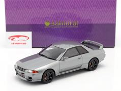 Nissan Sklyine GT-R R32 Nismo Grand Touring Grijs 1:18 Kyosho