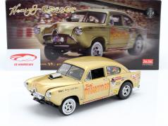 Kaiser Henry J. Gasser The Phantom Baujahr 1951 gold 1:18 SunStar