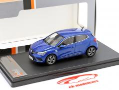 Renault Clio RS Line year 2019 blue metallic 1:43 Premium X