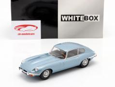 Jaguar E-Type blauw metalen 1:24 WhiteBox