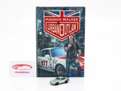 Urban Outlaw Set: livro Magnus Walker & Modelo de carro Porsche 930