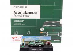 Porsche calendrier de l'Avent 2020: Porsche 911 1:43 Franzis