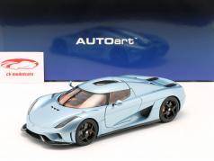 Koenigsegg Regera Anno di costruzione 2016 orizzonte blu 1:18 AUTOart