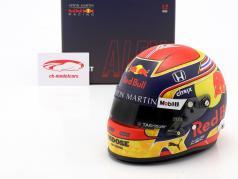 Alexander Albon #23 Aston Martin Red Bull Racing Formel 1 2020 Helm 1:2 Bell