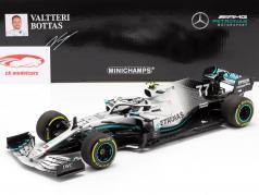 Valtteri Bottas Mercedes-AMG F1 W10 #77 Winner United States GP F1 2019 1:18 Minichamps