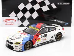 BMW M6 GT3 #7 Super GT Series 2016 Müller, Ara 1:18 Minichamps