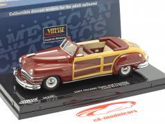 Chrysler Town and Country Baujahr 1947 costa rica braun 1:43 Vitesse