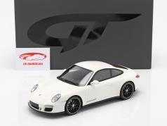 Porsche 911 (997 II) GTS Wit 1:18 GT-Spirit