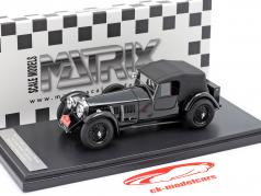 Invicta 4.5 ltr S-Type #115 2nd Rallye Monte Carlo 1932 D. Healey 1:43 Matrix