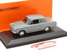 Ford Cortina MK I Baujahr 1962 grau 1:43 Minichamps