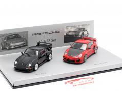 ポルシェ911 GT2 RSが993&997 1時43ミニチャンプスを設定
