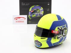 Lando Norris McLaren MCL35 #4 Formel 1 2020 Helm 1:2 Bell