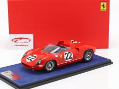Ferrari 250 P #22 3 ° 24h LeMans 1963 Parkes, Maglioli 1:18 LookSmart