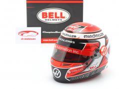 Kevin Magnussen #20 Haas F1 Team Formel 1 2020 Helm 1:2 Bell
