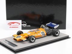 Peter Gethin McLaren M19A #10 Frankreich GP Formel 1 1971 1:18 Tecnomodel