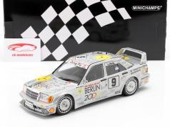 Mercedes-Benz 190E 2.5-16 Evo 2 #9 Macau Guia Race 1992 Ludwig 1:18 Minichamps