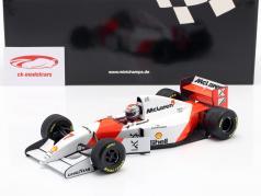Michael Andretti McLaren MP4/8 #7 6th European GP formula 1 1993 1:18 Minichamps