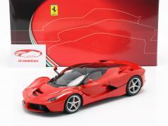 Ferrari LaFerrari year 2013 corsa red / black 1:18 BBR