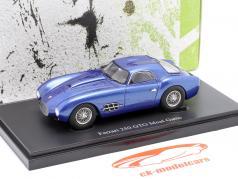 Ferrari 250 GTO Moal Gatto 1963 / 2010 azul metálico 1:43 AutoCult