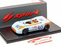 Porsche 908/03 #40 2. plads Targa Florio 1970 Kinnunen, Rodriguez 1:43 Spark