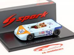 Porsche 908/03 #36 5e Targa Florio 1970 Waldegaard, Attwood 1:43 Spark