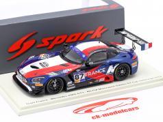 Mercedes-Benz AMG GT3 #87 4th FIA Motorsport Games GT Cup 2019 1:43 Spark