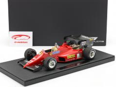 Michele Alboreto Ferrari 126C4 #27 formula 1 1984 1:18 GP Replicas
