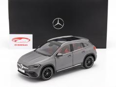 Mercedes-Benz GLA class (H247) year 2020 mountain gray 1:18 Z-Models