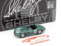 Aston Martin DBR1/300 #5 Sieger 24h LeMans 1959 1:64 ShelbyCollectibles