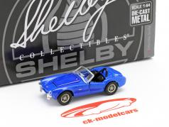 Shelby Cobra CSX2000 Baujahr 1962 blau 1:64 ShelbyCollectibles