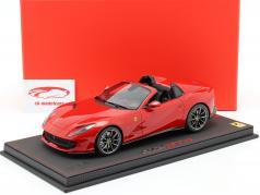 Ferrari 812 GTS year 2019 corsa red 1:18 BBR