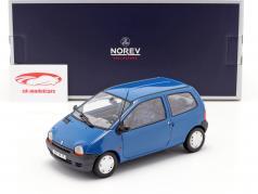 Renault Twingo anno 1995 ciano blu 1:18 Norev