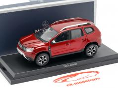 Dacia Duster an 2018 rouge 1:43 Norev