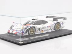 Porsche 911 GT1 #26 ganador 24h LeMans 1998 McNish, Aiello, Ortelli 1:8 Amalgam