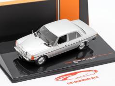 Mercedes-Benz 200D (W123) year 1976 silver 1:43 Ixo