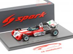 Andrea de Adamich Surtees TS9B #20 Argentinsk GP formel 1 1972 1:43 Spark