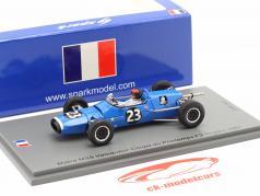 Roby Weber Matra MS5 #23 Winner Coupe du Printemps F3 Nogaro 1967 1:43 Spark