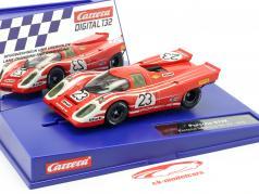 Digital 132 SlotCar Porsche 917K #23 gagnant 24h LeMans 1970 1:32 Carrera