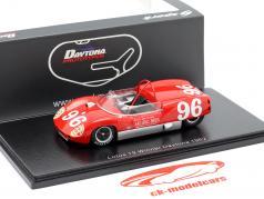 Lotus 19 #96 winnaar 3h Daytona 1962 Dan Gurney 1:43 Spark