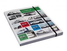 Carnet Porsche RS 2.7 / DINA4