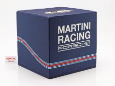 Seat cube Porsche Martini Racing blue