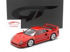 Ferrari F40 Année de construction 1987 rouge 1:18 GT-SPIRIT