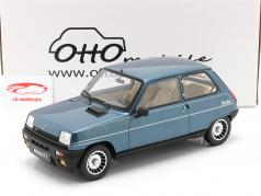 Renault R5 Alpine Turbo Année de construction 1984 alpin bleu 1:12 OttOmobile