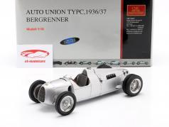 Auto Union F1 Type C 1936 Escalador de colinas Bernd Rosemeyer 1:18 CMC