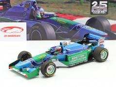 M. Schumacher Benetton B194 #5 победитель Венгрия F1 Чемпион мира 1994 1:18 Minichamps