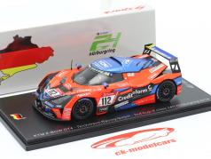 KTM X-Bow GT4 #112 2nd Cup-X Class 24h Nürburgring 2019 1:43 Spark